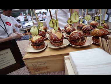 Westchester Magazine's Burger & Beer Bash 2013