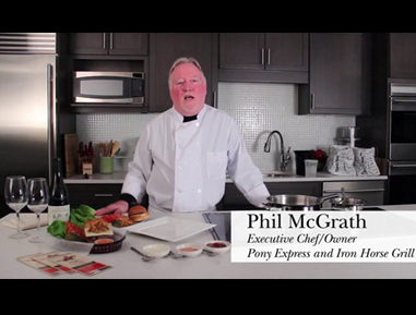 Phil McGrath – Pony Express