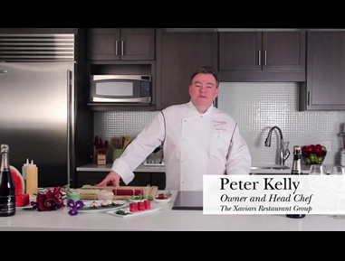 Peter Kelly – The Xaviars Restaurant Group